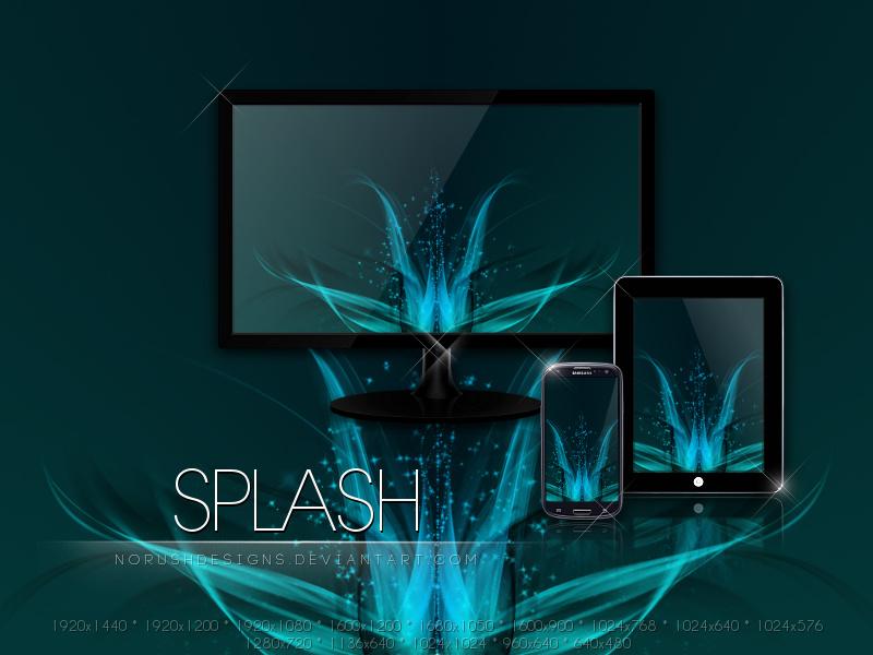 Splash by NoRushDesigns