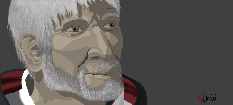 Ezio Auditore Da Firenze Old Age By Vchrisi On Deviantart