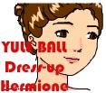 Yule Ball Dress-up Hermione by julsenix23