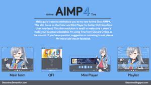 Skin AIMP4 Tina