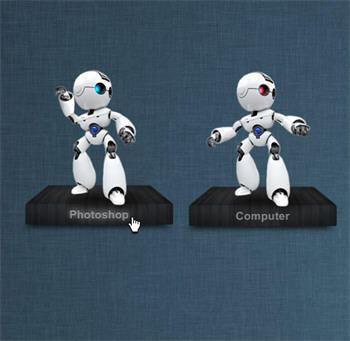 iRobot by XwidgetSkin