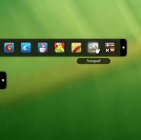 SlideBar Launcher by XwidgetSkin