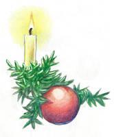 Merry Christmas! by Saskle