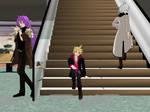 Len/Gakupo/Piko Visual novel (WAS simdate) WIP