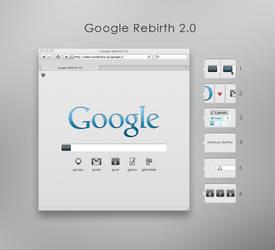 Google.com - Rebirth 2.0 by Arvid23
