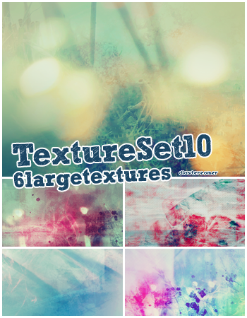 Texture Set 10 by diastereomer