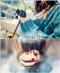 Action 13 by diastereomer
