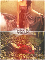 Action 16 by diastereomer
