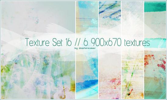 Texture Set 16