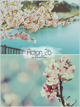 Action 26 + PSD