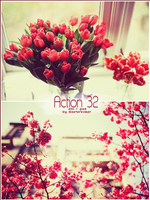 Action 32 + PSD by diastereomer