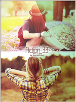 Action 33 + PSD by diastereomer