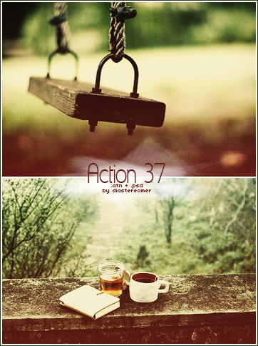 Action 37 + PSD by diastereomer