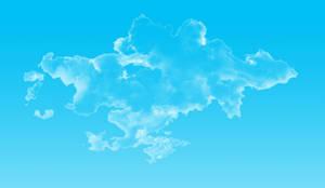 Photoshop Brushes Cloud by yarabandi