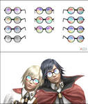 [XPS converted] Kaleidoscope Glasses (not mine) by evangelinengelo