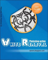 White Removal action for PS by simoart