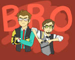 Bros - Tales From the Borderlands