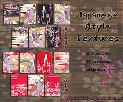 Japanese textures