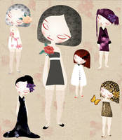 dress up 3 by ManouXs
