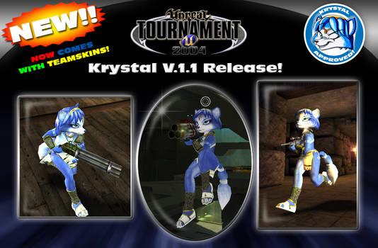 UT2004 Krystal V.1.1 Release!