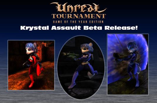 Krystal Assault UT99 Beta