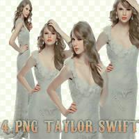 Pack 4 png Taylor Swift by JBIsMyWorld