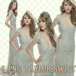 Pack 4 png Taylor Swift