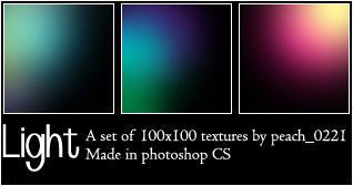 100x100 Light textures by princesspeach0221