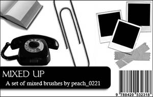 Mixed Up by princesspeach0221