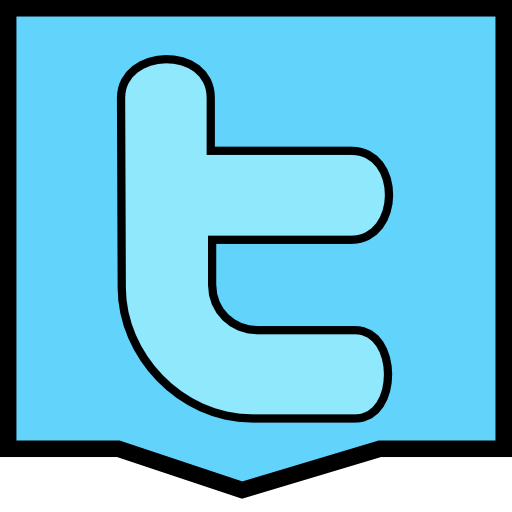 Twitter icon :scalable: by lopagof