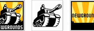 newgrounds icons :scalable: