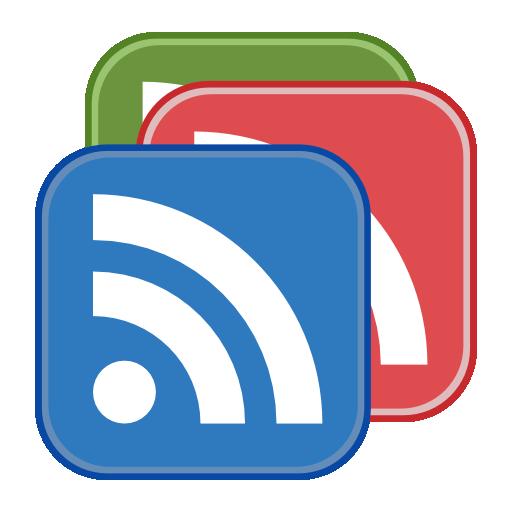Google reader icon :scalable: