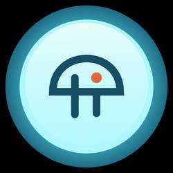 twit logo :scalable: by lopagof