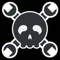 hackaday sticker icon :vector: by lopagof