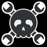 hackaday sticker icon :vector: