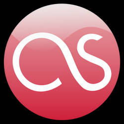 last.fm icon :vector: