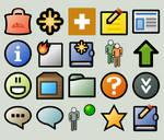 DeviantArt Icon Set