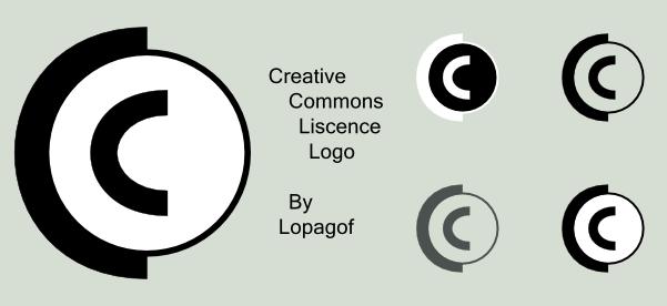 Creative Commons Logo by lopagof