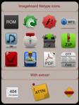 Crunk - Filetype Icons