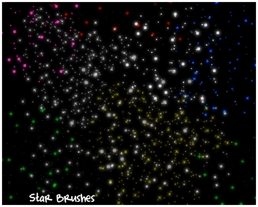 Star Brushes by Inwe1 on DeviantArt