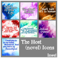 The Host Quotes 3 by Inwe1