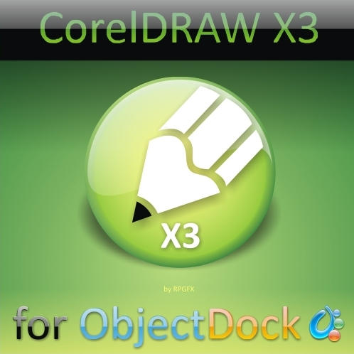 CorelDRAW X3 by RPGuere