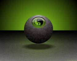 Ying Yang Stone by RPGuere