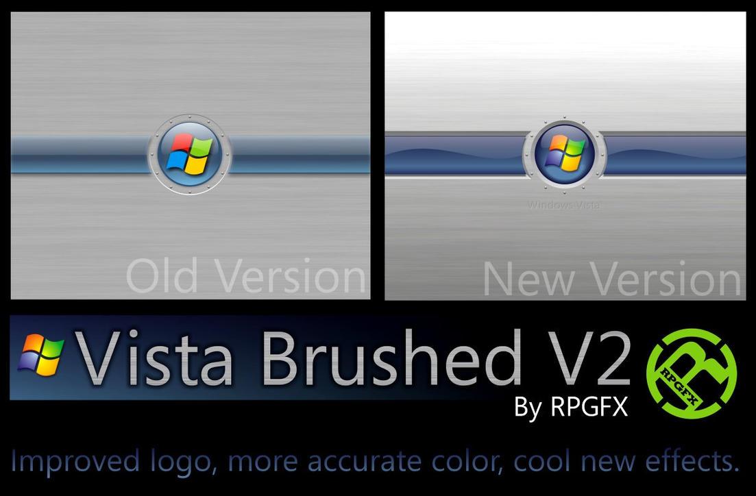 Vista Brushed V2 by RPGuere