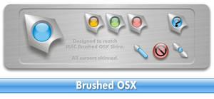 Brushed OSX CXP