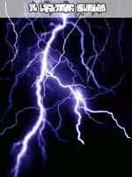 Lightning Brushes by Aggr3ssi0n