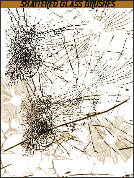 Shattered-Glass Brushes by Aggr3ssi0n