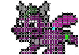 Onyx the dragon by KittySam