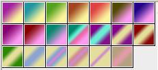 20 gradients