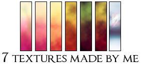 7 Textures
